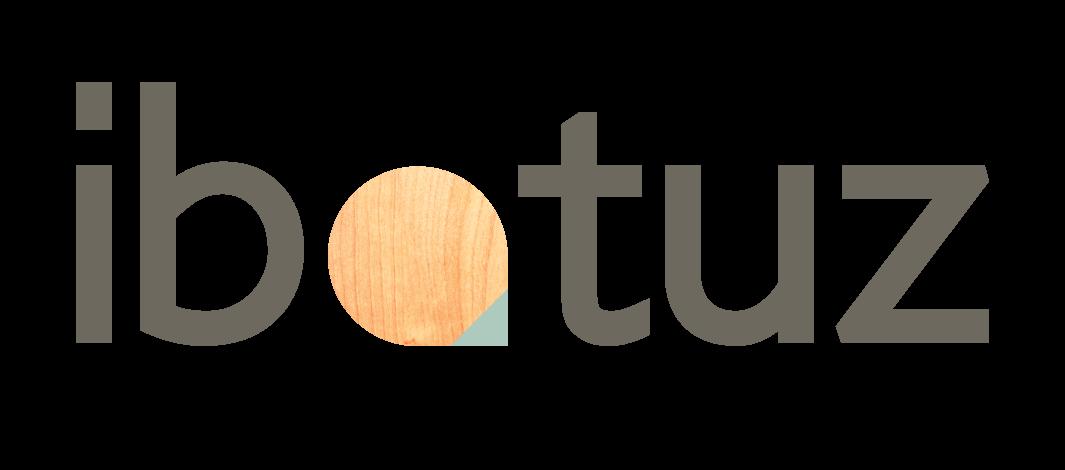 Logo en color de Ibatuz