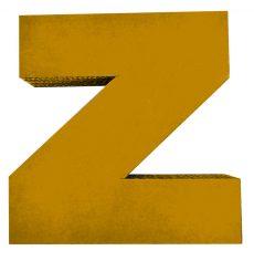 Letra Z de Ibatuz